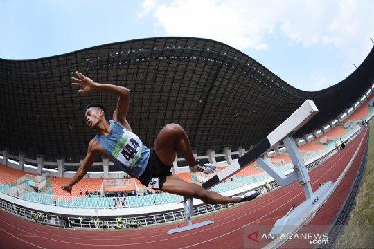 Atjong Tio Purwanto utamakan pulihkan cedera kaki kanannya