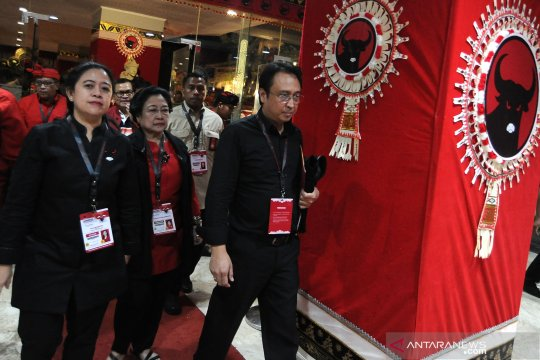 Puan Maharani: Nama menteri usulan PDIP sudah disimpan Megawati