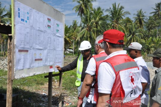 PMI DKI Jakarta bangun Madrasah di lokasi terdampak tsunami Sulteng