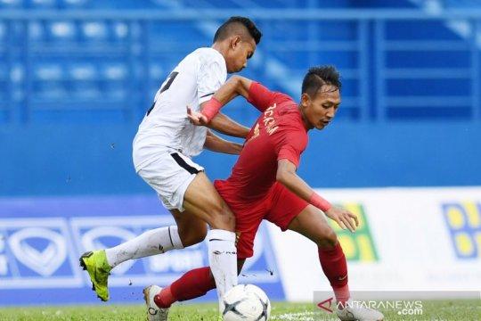 Indonesia unggul 3-0 atas Timor Leste, Beckham cetak gol ketiga