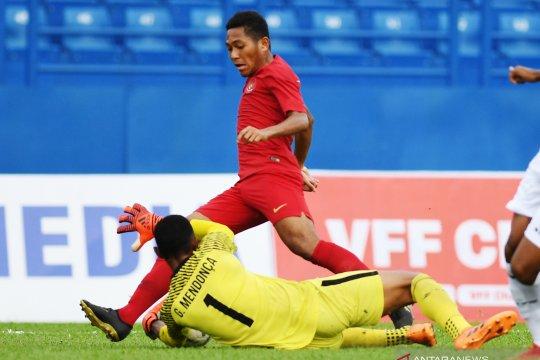 Keributan warnai kemenangan 4-0 Indonesia atas Timor-Leste