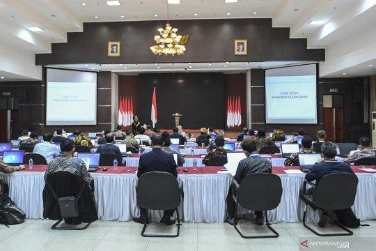 "Pansel KPK umumkan 20 calon lulus ""profile assesment"""