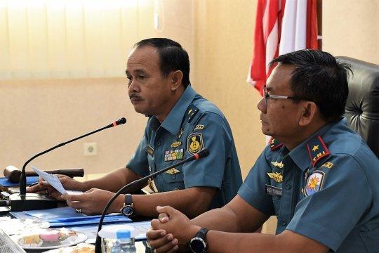 Tim Itjen TNI AL lakukan wasrik di Lantamal Ambon