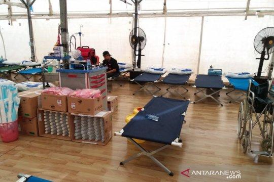 Pemerintah tingkatkan kesiagaan layanan kesehatan di Mina