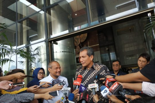 Pansus Hak Angket DPRD Sulsel temui KPK