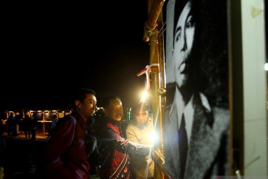 Pameran foto Jalan Terjal Kedaulatan