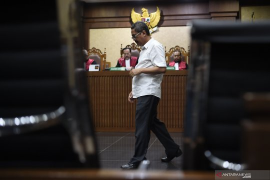 KPK eksekusi mantan petinggi Hutama Karya Bambang Mustaqim