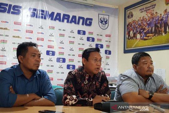 PSIS Semarang berhentikan pelatih Jafri Sastra