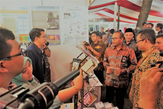 Bandung Riset Expo 2019 tingkatkan daya saing industri lewat inovasi