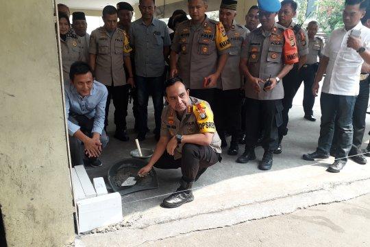 Polres Metro Jakarta Utara bangun ruang pelayanan baru