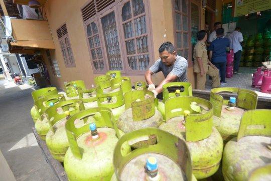 Konsumsi elpiji di Aceh diperkirakan naik lima persen pada Idul Adha