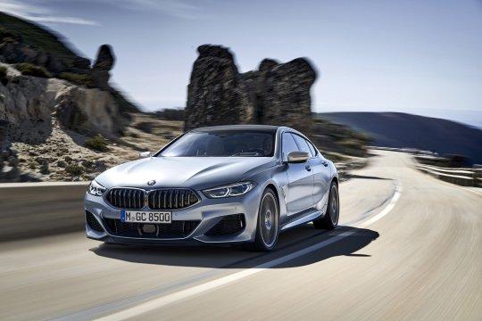 BMW Seri 8-Gran Coupe harganya tembus Rp2,7 miliar di Australia