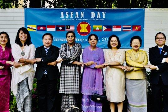 Indonesia tuan rumah Hari ASEAN di Polandia