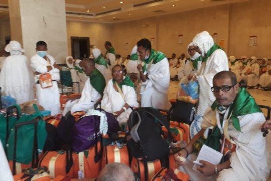 PPIH: JCH Aceh mulai ke Arafah