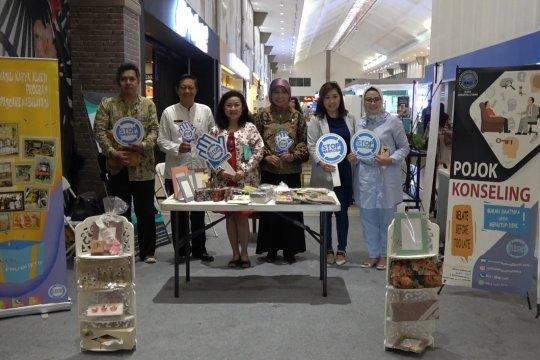 "BNNK Jakarta Utara hadirkan ""Pojok Konseling"" di Sunter Mall"