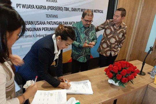 Tiga perusahaan sepakati perjanjian usaha patungan tol Semarang-Demak