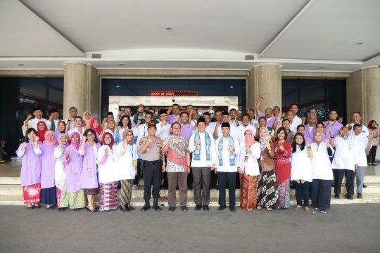 141 petugas pantau hewan dan daging kurban di Jakarta Utara