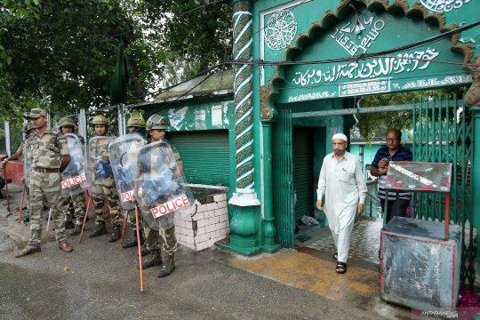 India berencana berikan kelonggaran di Kashmir