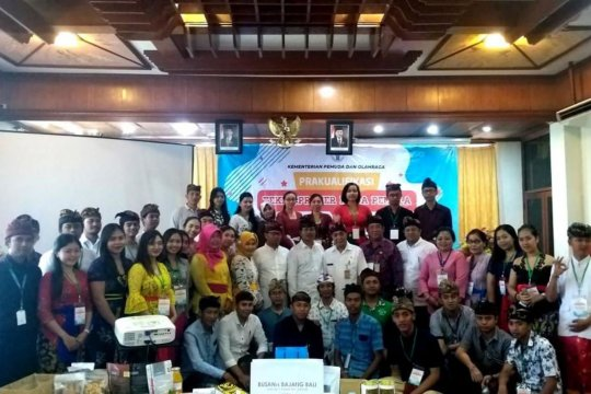 "Kemenpora selenggarakan ""Teknopreneur Muda Pemula 2019"""