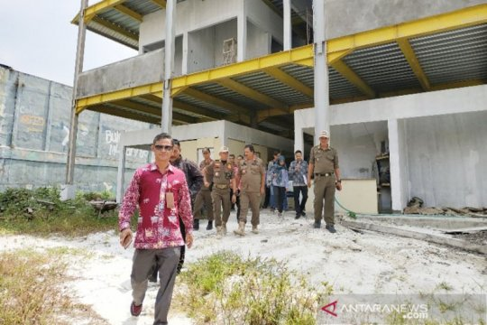 Ombudsman Kalteng soroti polemik pembangunan Pasar Mangkikit