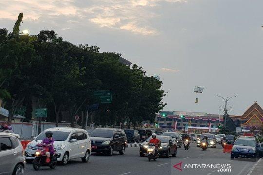 BMKG: Udara Pekanbaru Jumat sore membaik dari polusi asap Karhutla