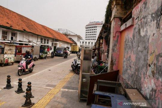 UPK Kota Tua akui Rp88 miliar untuk beli cagar budaya belum terserap