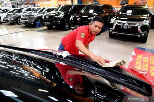 Leasing kian ketat, penjual mobil bekas sulit dapat konsumen