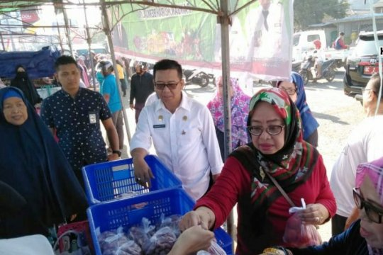 Jelang Idul Adha, pasar murah digelar di Sulawesi Barat