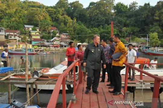 Sumbar terima bantuan kapal evakuasi bencana dari BNPB