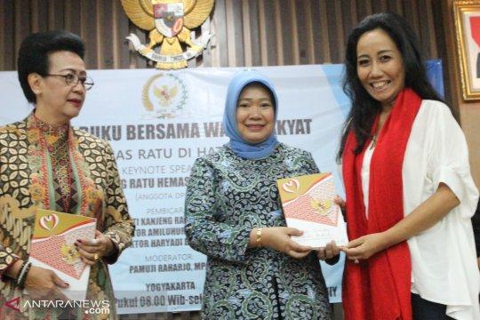 Ratu Hemas: Anggota DPD dituntut kreatif perjuangkan aspirasi daerah