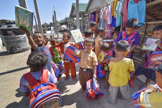 Bantuan kemanusiaan untuk korban gempa