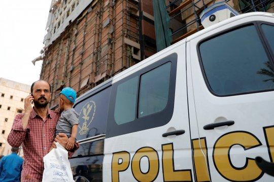 Mesir kantongi identitas pelaku pengeboman depan RS