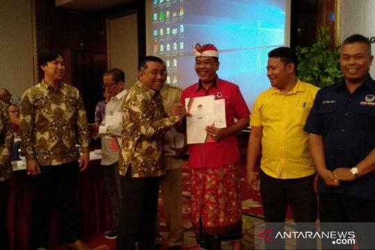 PDIP resmi kuasai 33 kursi DPRD Bali