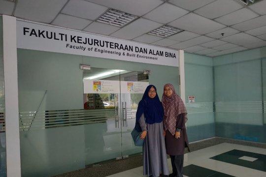 Wakil Rektor UM Palangka Raya datangi sejumlah kampus di Malaysia
