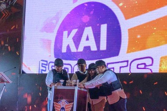 88 tim berlaga di kompetisi perdana KAI e-sport