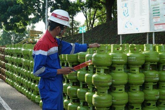 Pertamina bentuk Satgas awasi distribusi elpiji subsidi di Kalimantan
