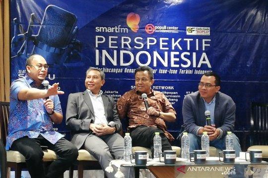 Andre: Masyarakat respons positif pertemuan Prabowo, Jokowi, dan Mega