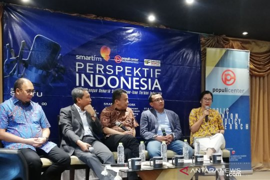Imelda: Zaman SBY tak ada partai secara terbuka minta jatah menteri