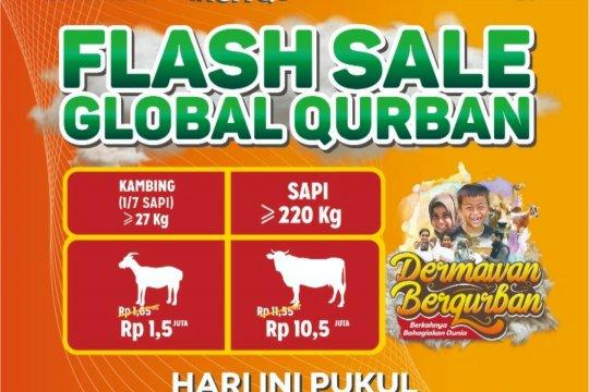 ACT Lampung siapkan enam ekor sapi 12 kambing kurban