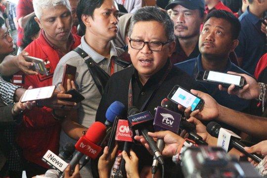 Soal jatah menteri, Hasto: PDI Perjuangan tidak kemaruk