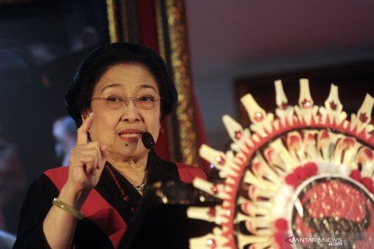 Pidato-pidato Megawati dalam kongres dinilai bakar semangat kader