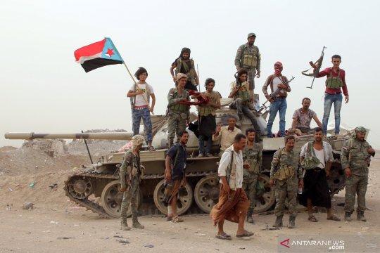 Separatis Yaman komitmen untuk gencatan senjata Aden