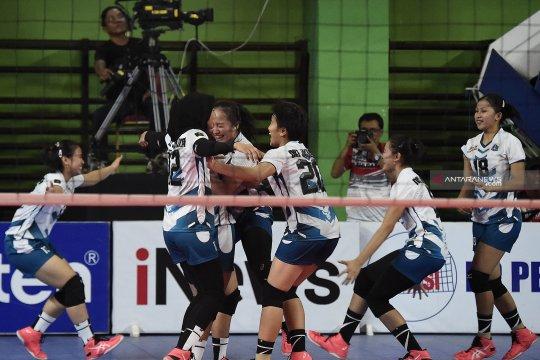 Jakarta janjikan bonus untuk tim bola voli PON Papua
