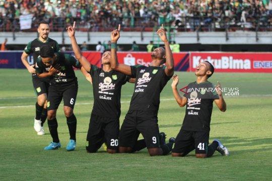 Pelatih Persebaya kecewa gagal kalahkan Madura United