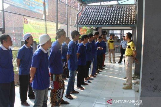 Dua narapidana terorisme di Padang tidak diusulkan terima remisi