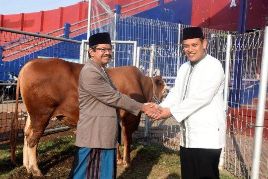 Wali Kota Kediri: Idul Adha tumbuhkan keikhlasan