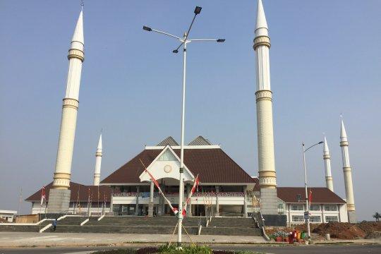 Masjid Raya Cengkareng bagikan 1.000 kupon pengambilan daging kurban