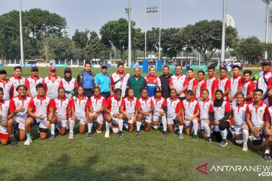 Tim Rugbi Indonesia harap Kemenpora kucurkan dana Try Out