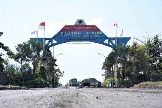 PT KCN tetap konsisten bangun Pelabuhan Marunda