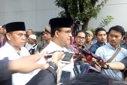 Anies berharap Pansus tuntaskan tugasnya memilih Wagub DKI Jakarta